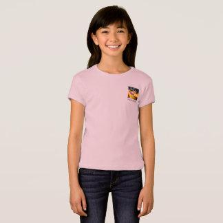 Camiseta T-shirt da mercadoria da menina InfernoGamer318