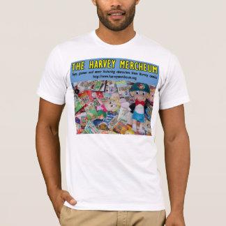 Camiseta T-shirt da mercadoria de Harvey Mercheum