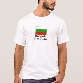 Camiseta T-shirt da missão de Bulgária Sófia