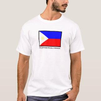 Camiseta T-shirt da missão de Filipinas Manila LDS