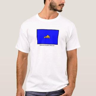Camiseta T-shirt da missão de Oregon Eugene LDS