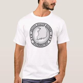 Camiseta T-shirt da missão de Seoul Coreia do Sul LDS