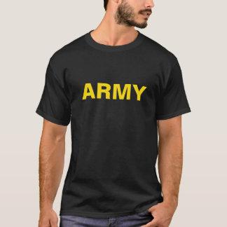 Camiseta T-shirt da moral do sargento de broca pinta de
