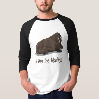 Camiseta T-shirt da morsa