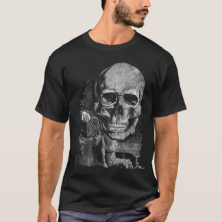 Camiseta T-shirt da morte e do desespero