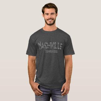 Camiseta T-shirt da música de Nashville Tennessee