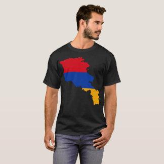 Camiseta T-shirt da nação de Arménia V.2