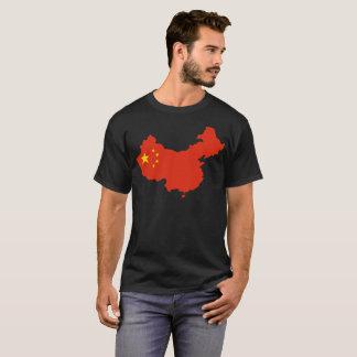 Camiseta T-shirt da nação de China