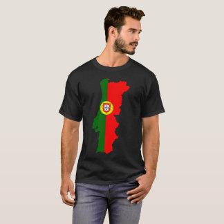 Camiseta T-shirt da nação de Portugal