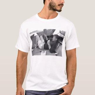 Camiseta T-shirt da navigação de JFK