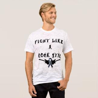Camiseta T-shirt da neutralização dos homens da estrela do