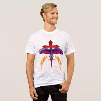 Camiseta T-shirt da neutralização dos homens de