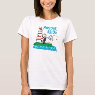 Camiseta T-shirt da noiva de Montauk
