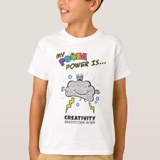 Camiseta T-shirt da norma do Brainstorm
