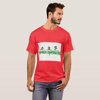 Camiseta T-shirt da obscuridade das dificuldades do