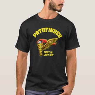 Camiseta T-shirt da obscuridade do descobridor