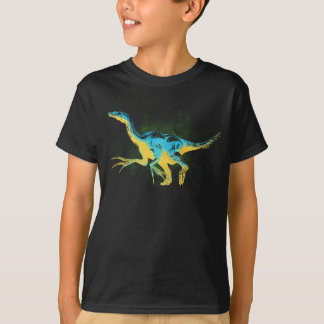 Camiseta T-shirt da obscuridade do Therizinosaurus