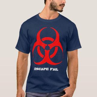 Camiseta T-shirt da obscuridade dos homens