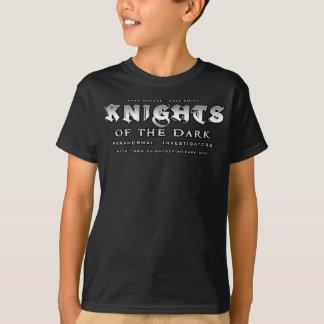 Camiseta T-shirt da obscuridade dos miúdos