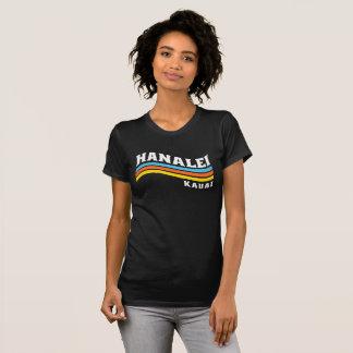 Camiseta T-shirt da onda de Hanalei (mulheres)