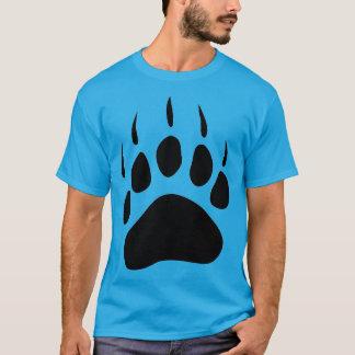 Camiseta T-shirt da pata de urso