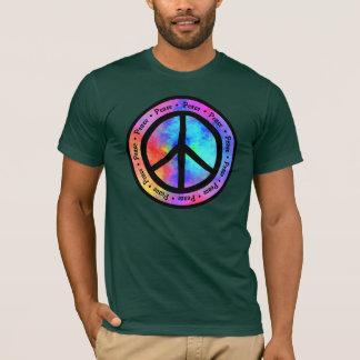 Camiseta T-shirt da paz