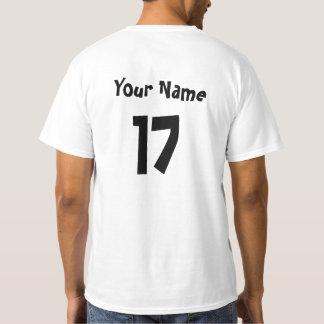 Camiseta T-shirt da personalização KAKAW