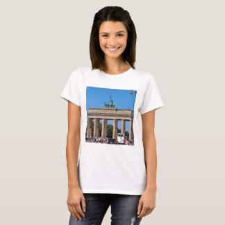 Camiseta T-shirt da porta de Brandemburgo