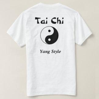 Camiseta T-shirt da prática do qui da TAI
