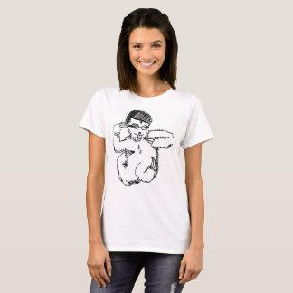Camiseta T-shirt da preguiça