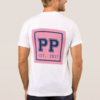 Camiseta T-shirt da preparação do Palmetto