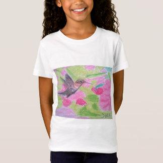 Camiseta T-shirt da princesa Toytastic Colibri Menina
