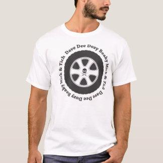 Camiseta T-shirt da prova DDDBMT da morte