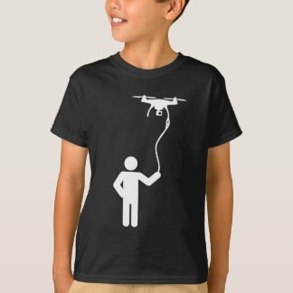 Camiseta T-shirt da pulsação do coração do zangão