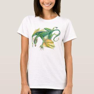 Camiseta T-shirt da rainha do dragão