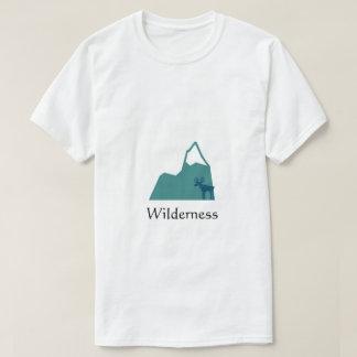 Camiseta T-shirt da região selvagem
