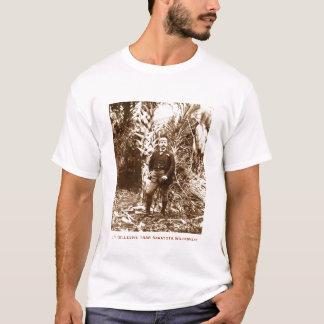 Camiseta T-shirt da região selvagem de J.H. Gillespie