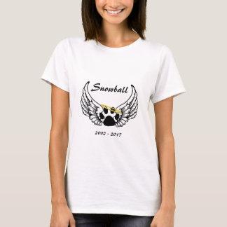 Camiseta T-shirt da relembrança do animal de estimação
