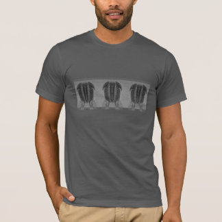 Camiseta T-shirt da repetição de Trilobite