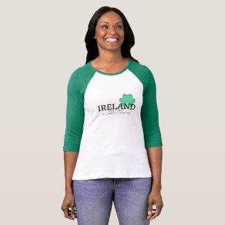 Camiseta T-shirt da resistência do dia de St Patrick