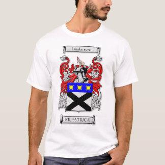 Camiseta T-shirt da reunião de família de Kilpatrick