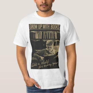 Camiseta T-shirt da semana de livro de 1933 crianças