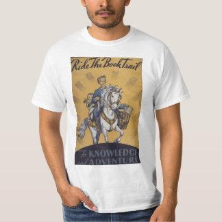 Camiseta T-shirt da semana de livro de 1934 crianças