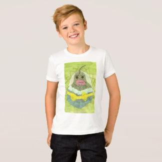 Camiseta T-shirt da senhora Pera Miúdo