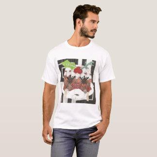 Camiseta T-shirt da Senhora Pudim Homem