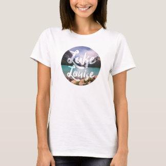 Camiseta T-shirt da série 01 de Lake Louise