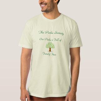 Camiseta T-shirt da sociedade de Parke