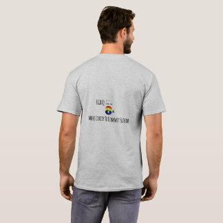Camiseta T-shirt da taxa do suicídio dos adolescentes de