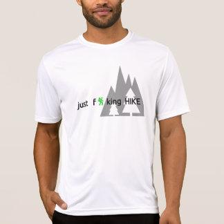 """Camiseta """"T-shirt da tecnologia apenas da caminhada"""" de"""