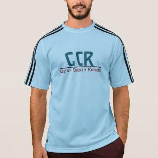 Camiseta T-shirt da tecnologia de Adidas dos homens com